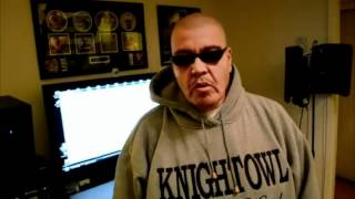 KNIGHTOWL - PONTE LISTO INSTRUMENTAL - ESP CHICANO  BEATZ