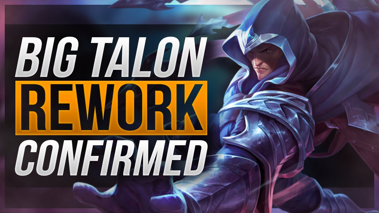 talon rework confirmed getting new abilities league of legends