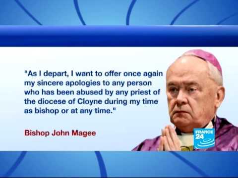 Ireland-abuse scandal: Pope accepts Bishop John McGee ...