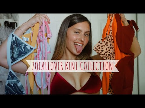 ZOEALLOVER BIKINI COLLECTION (velvet, high-waisted, off-shoulder, one-pieces, + more!!!). http://bit.ly/2MFPP4N