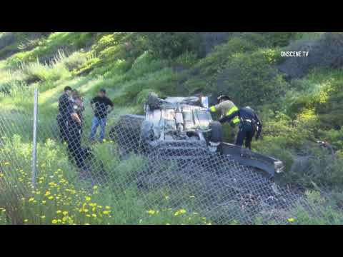Repeat San Diego: Multi-Vehicle Crash 04052019 by 911 VIDEO