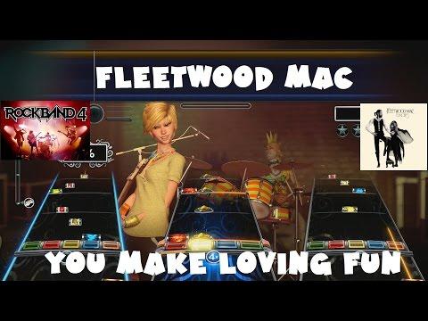 Fleetwood Mac - You Make Loving Fun - Rock Band 4 Main Setlist Expert Full Band