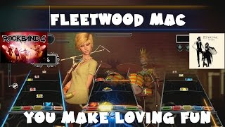 Fleetwood Mac - You Make Loving Fun - Rock Band 4 Main Setlist Expert Full Band