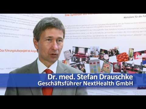 NextHealth GmbH Preisträger beim Internationalen Deutschen Trainings-Preis 2013/14