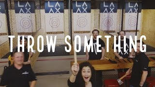 Axe Throwing with Cold Steel and LA AX