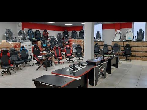 Склад-Магазин геймерских (игровых) кресел для профессионального киберспорта. ( RETNE.RU)