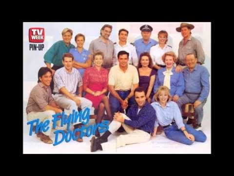 Garry McDonald & Laurie Stone - Soundtrack ''The Flying Doctors'' (1992)