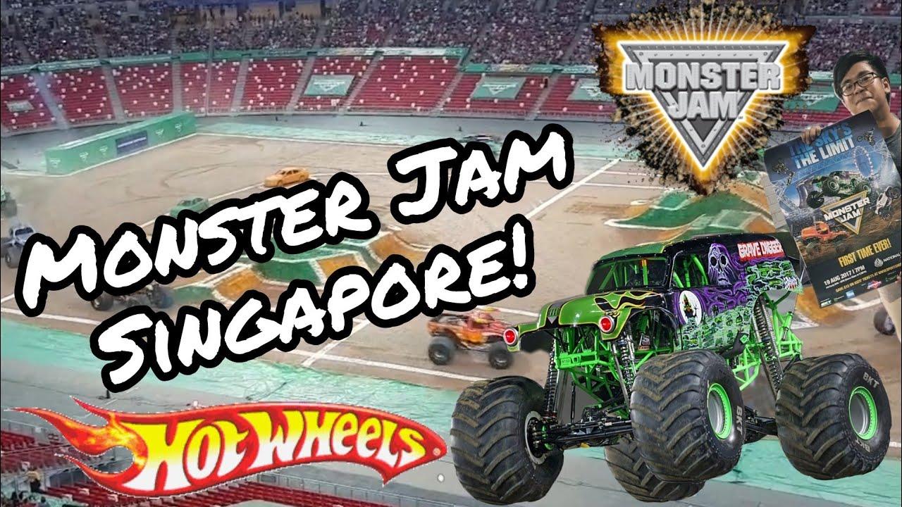 Monster Jam Singapore Highlights Youtube