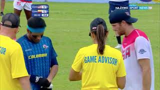 Universe Point Colombia Vs USA Pool Match
