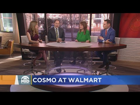 Panel Discussion: Walmart Ditches Cosmo Magazines
