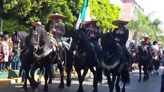 Desfile Fiestas de Arandas Jalisco 2017