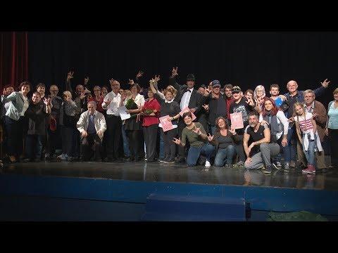 Gledališki festival gluhih: Radi imamo gledališče