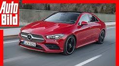 Mercedes CLA (2019): Test - Vorstellung - Infos