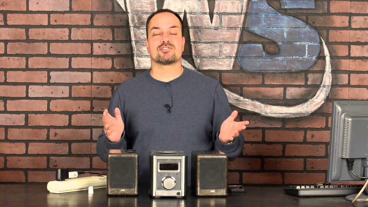 make a wired speaker or stereo system wireless! - youtube
