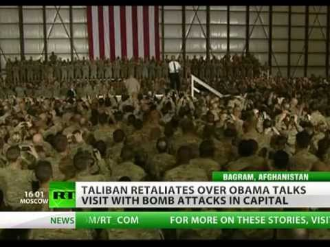 Obama cements Afghan stay year after Bin Laden's death