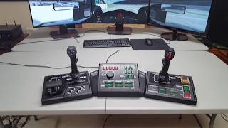 Steel Battalion Controller on iRacing!