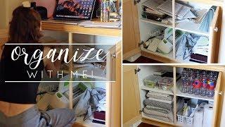 DIY Organization | Organize with me!