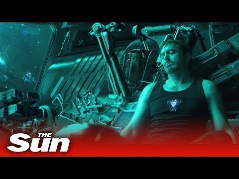 Avengers: Endgame trailer (2019)