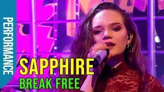 Ariana Grande | Break Free | Cover by Sapphire