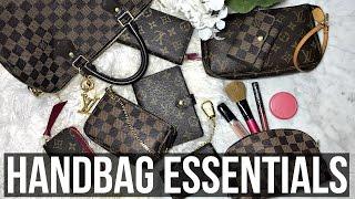 HANDBAG ESSENTIALS | Top 5 Louis Vuitton SLG