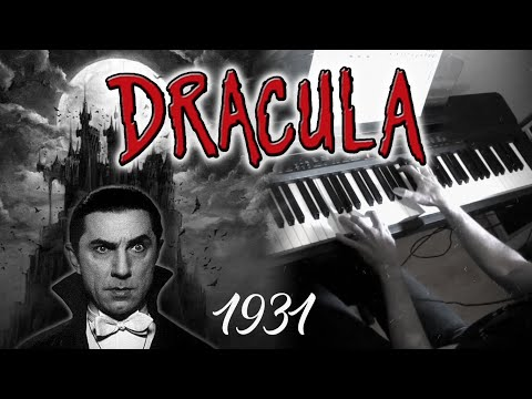 Dracula - Main Theme (Swan Lake) on Piano | Rhaeide