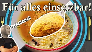 ✨MAGIC POWDER✨selbstgemachte Suppenwürze, Instant Ramen & Tütensuppen REZEPT