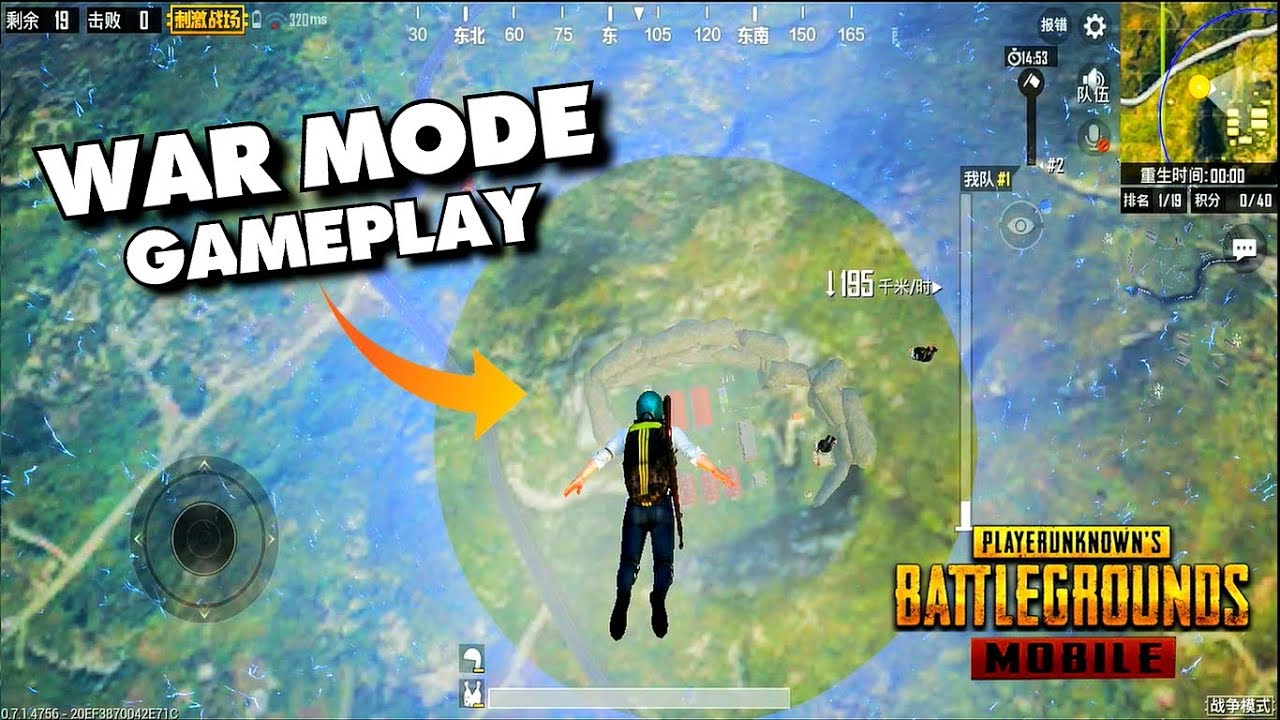 PUBG MOBILE LIGHTSPEED #1 WAR Mode Gameplay (Android) HD