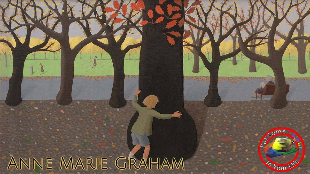 Fine Art Tips With Anne Marie Graham On Colour In Your Life See Her Fascinating Life In The Arts