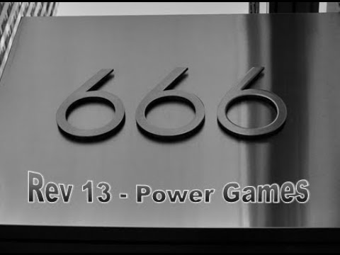 Revelation 13 Power Games