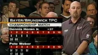 2000 Pete Weber vs Dennis Horan Part 1