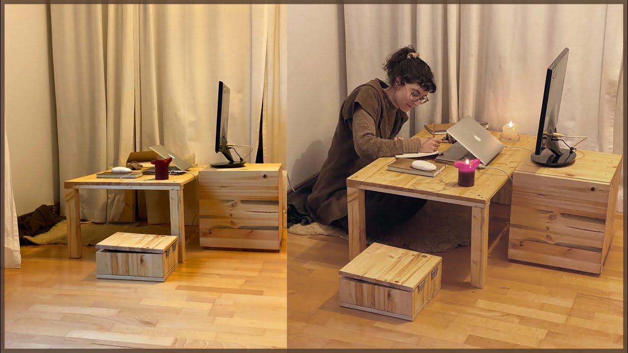 Schreibtisch Selbst Gebaut 2021