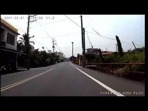 【違規超車撞對向騎士 內埔警依法告發】環球日報社 World News Media