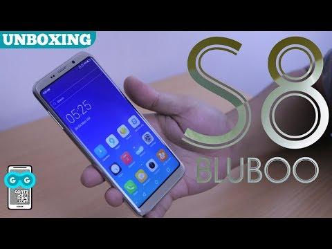 Samsung S8 versi 2-jutaan? Ini Dia Unboxing Bluboo S8 (Indonesia)