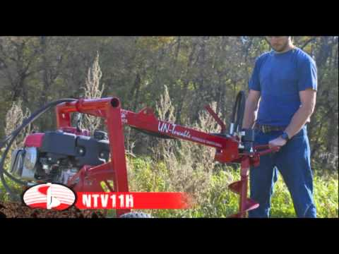 Little Beaver Inc. | UN-Towable Earth Drill