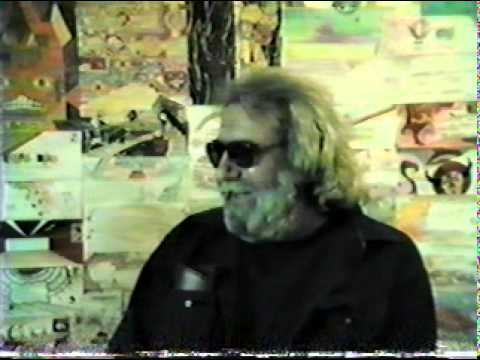 Jerry Garcia-Steven Marcus Interview 10/14/1986 @ GDTS