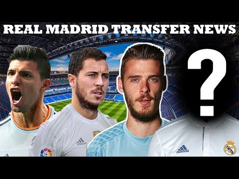 Latest TRANSFER News | TOP 5 REAL MADRID TRANSFER TARGETS |