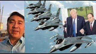 Chống TQ, Hoa Kỳ giao vũ khí – Lo đại cục, Việt Nam đành lấp lửng