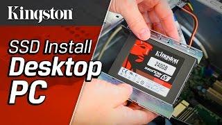 Installing a SSD in a Desktop PC