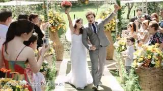 Buffet Casamento no Campo São Paulo SP - Espaço Natureza - Otavio Castellã  Filmes