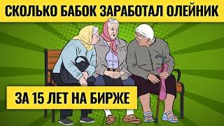Откровения трейдера #4 / Заработок и потери на рынке / Главная инвестиция Василия Олейника