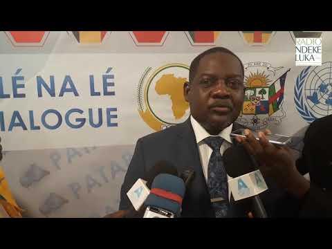 RADIO NDEKE LUKA / Dialogue de Khartoum / Firmin NGREBADA rassure