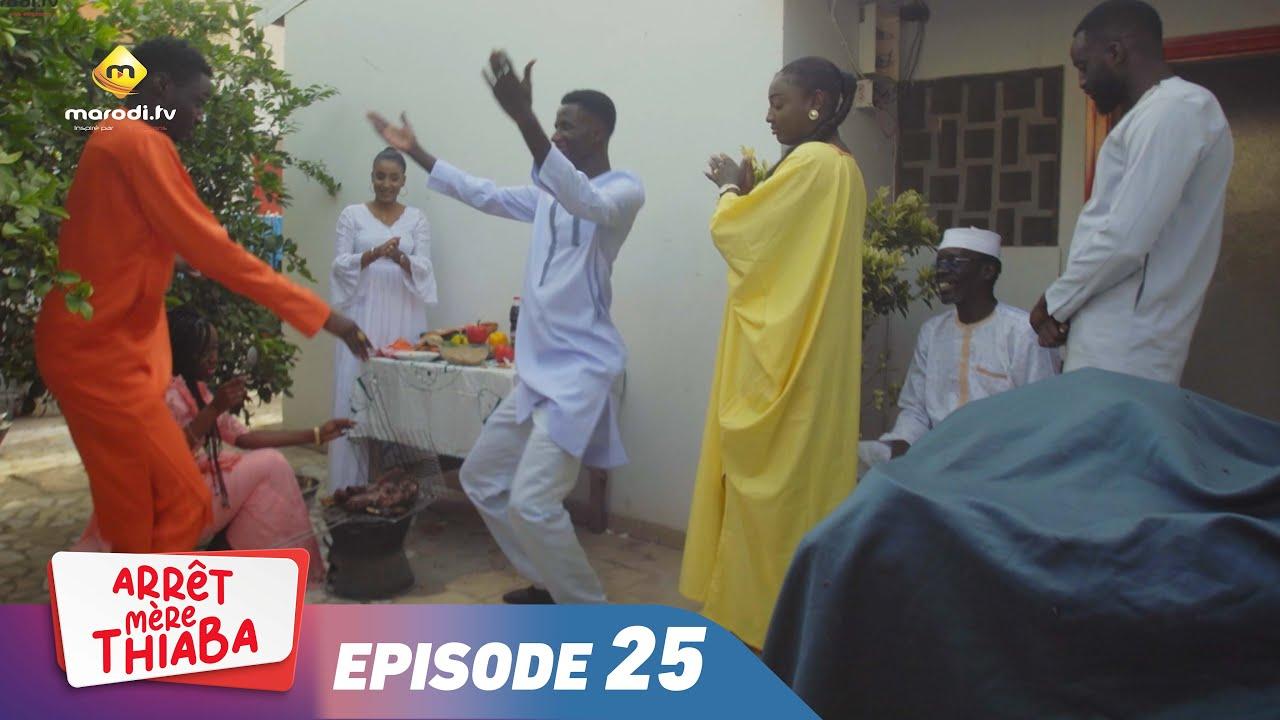 Série - Arrêt Mère Thiaba - Episode 25
