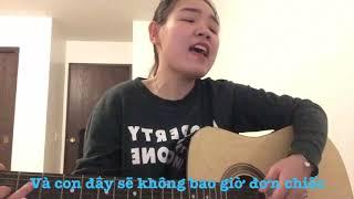 Như Lời Ngài Đã Hứa - An Nguyen (guitar cover)