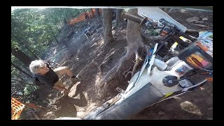 ERZBERG 2018 RED BULL HARE SCRAMBLE full onboard with Luca Spinelli