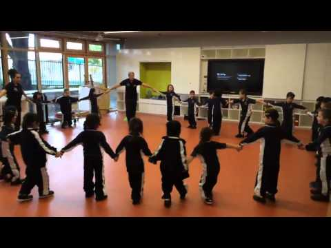 Embedded Dance in the Early Years Curriculum