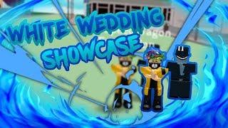 [PJJ] White Wedding Showcase [Project Jojo's]
