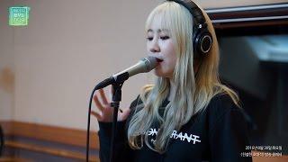Park Jimin - Try, 박지민 - 다시 [테이의 꿈꾸는 라디오] 20160830