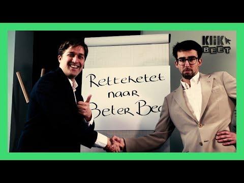 De slogan van Beter Bed | Klikbeet
