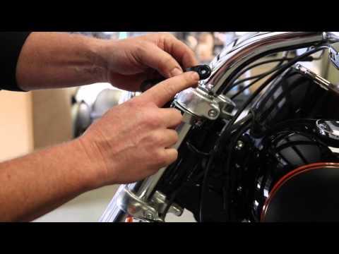RWD Installing fairing