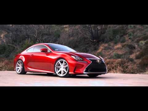 877-544-8473 20 Inch Rohana RC7 Silver Wheels 2015 Lexus RC- Coupe Rims Free Shipping Call us!